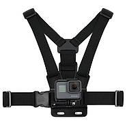 Крепление на грудь Chest Mount Harness для GoPro, Xiaomi, SJCAM + крепление-защелка J-Hook, фото 2