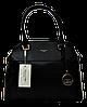 Элегантная женская сумочка DAVID DJONES черного цвета VRX-087665