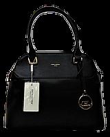 Элегантная женская сумочка DAVID DJONES черного цвета VRX-087665, фото 1