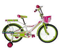 """Детский велосипед для девочек Crosser Rider 20"""""""