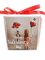 Печенье с предсказаниями Valentine's Day