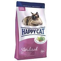 Happy Cat Supreme Sterilised 10кг-сухой корм для кошек стерилизованных