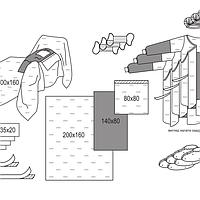 Комплект для лапароскопии №2/Б операционный стерильный Славна