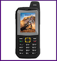 Телефон Sigma mobile X-treme 3 SIM (BLACK). Гарантия в Украине 1 год!
