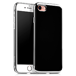 Чехол HOCO Obsidian Series Protective iPhone 7 Silver