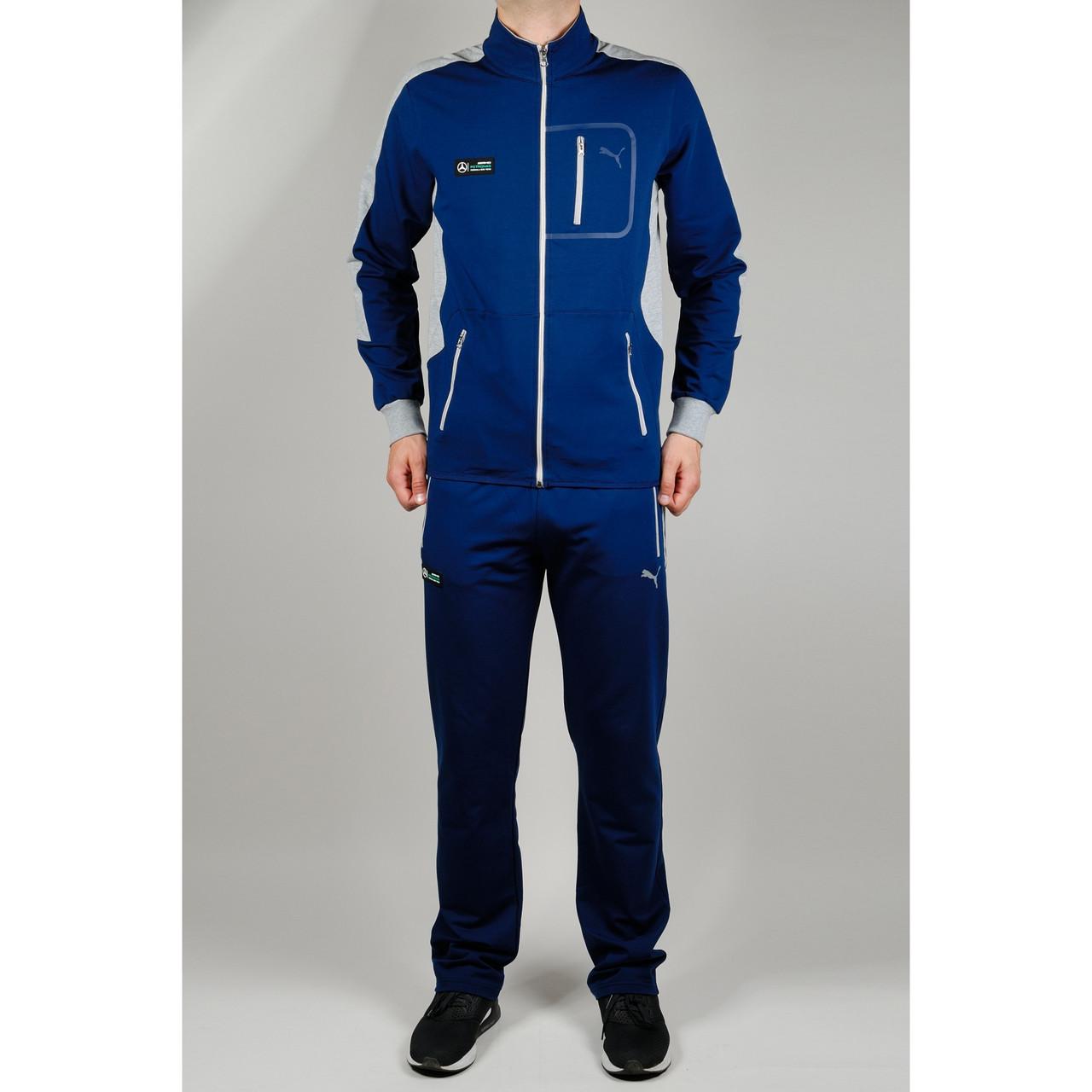 Спортивный костюм PUMA MERCEDES 20959 темно-синий