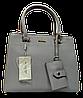 Прелестная женская сумочка DAVID DJONES серого цвета YRP-086435