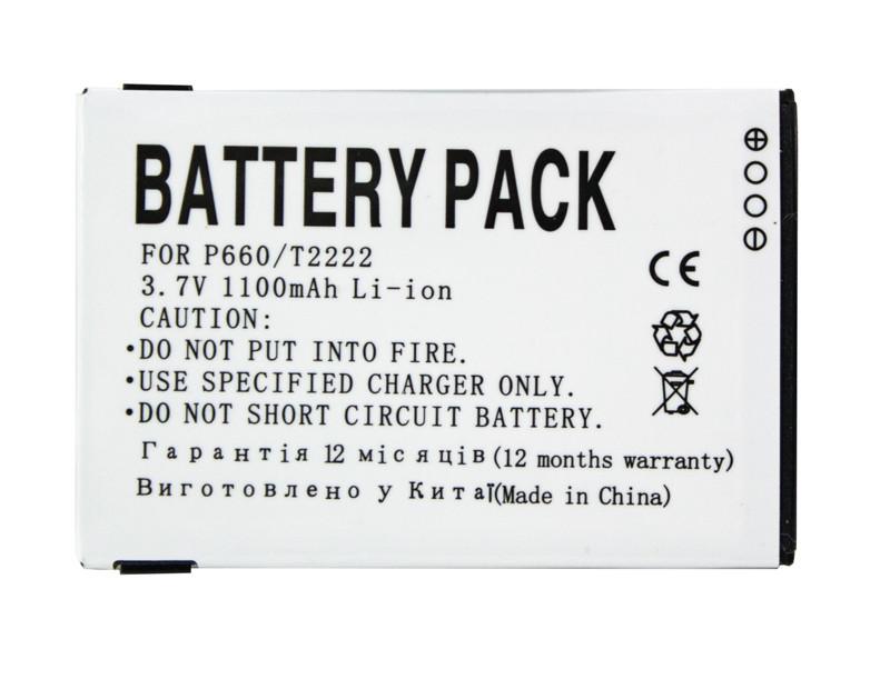 Аккумулятор PowerPlant HTC Dopod 565, Touch Viva, P3470, Vodafone V1240 (T2222)