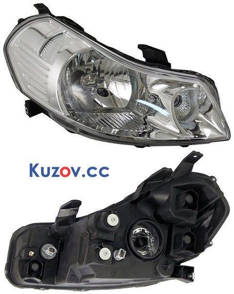 Фара Suzuki Sx 4 06- правая (Depo) электрич. 3075103E 3512079J00000