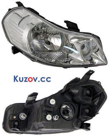 Фара Suzuki Sx 4 06- правая (Depo) электрич. 3075103E 3512079J00000, фото 2