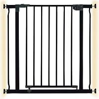 Dreambaby Дверное ограждение Liberty Security Gate 75-82 см черный F919