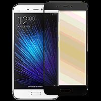 Защитное стекло для Xiaomi Mi5s 2D Black