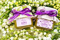 Оригинальные сладкие подарки на свадьбу гостям