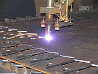 Плазменный раскрой металла ЧПУ