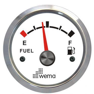 Датчик уровня топлива Wema (белый)