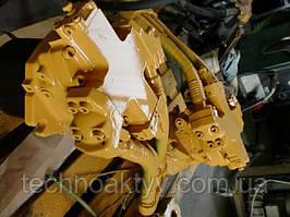Гидромотор хода Linde BMV 186-02 для Liebherr PR 732, 1992 г.в.