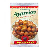 Оливки светлые Аргинио в оливковом масле, фольга, 250 г