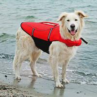 Trixie TX-30145 спасательный жилет для собак 45кг