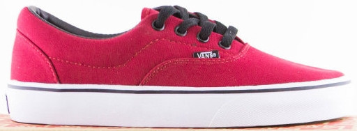 ... Кеды Vans Era Classic Wine Red - City-Sport - интернет магазин  спортивной обуви в ... 0f1aaaa9a6c