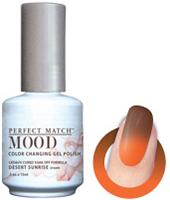 Термо гель-лак Lechat Perfect Match MOOD 23 DESERT SUNRISE, 15 мл