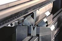 Гибка металла на станках с ЧПУ