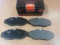 """тормозные колодки передние на Renault Trafic, Opel Vivaro, Nissan Primastar 2001- >; """"TOKO"""" T2143025L, фото 1"""