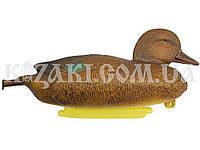 Подсадное чучело ЧИРОК резиновое утка