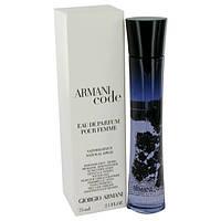Тестер женской парфюмированной воды Giorgio Armani Code 100 мл