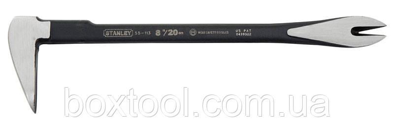 Гвоздодер 250 мм Stanley 0-55-114
