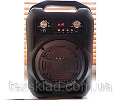 Портативная акустика BS-12 (USB/FM/Аккумулятор)