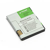 Аккумулятор PowerPlant Motorola BC60 (E6,E690, E8, L7, A1800, C257A, L7, L71, U6c, V3x)