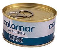 Кальмари Hacendado Calamar en su tinta, 80 г