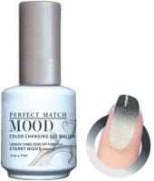 Термо гель-лак Lechat Perfect Match MOOD 35 STARRY NIGHT, 15 мл