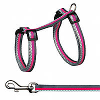 Шлея+поводок Trixie Freshline Sport Harness для грызунов нейлоновый, 27-45 см, фото 1