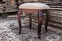 Табурет из Дуба Пуфик дубовая мебель для спальни