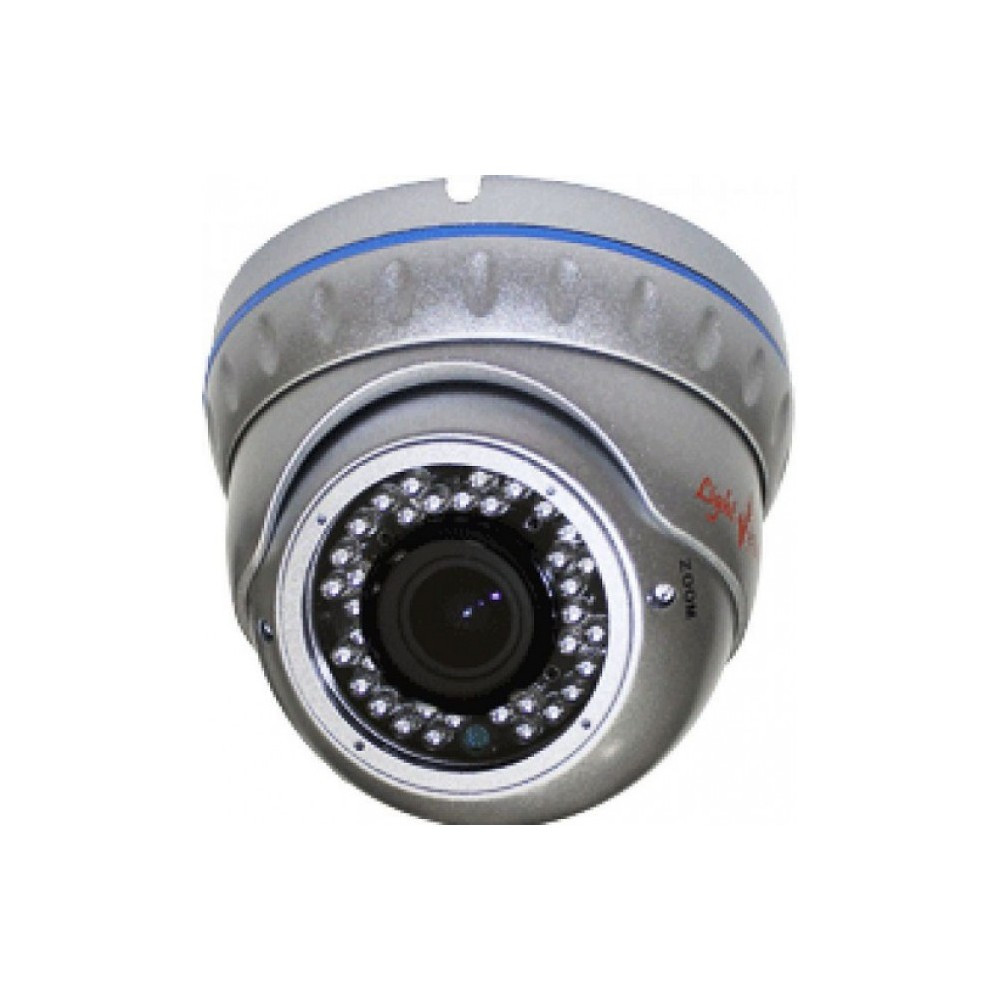 Уличная влагозащищённая купольная видеокамера 1,3 Мп VLC-4128DFA