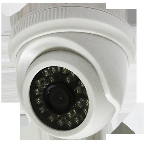 Внутренняя купольная видеокамера 2 Мп VLC-2192DА