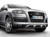 Накладки колесных арок Offroad для Audi Q7 06-2010 Новый Оригинальный