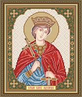 VIA4130. Святой Благоверный Король Английский Эдуард