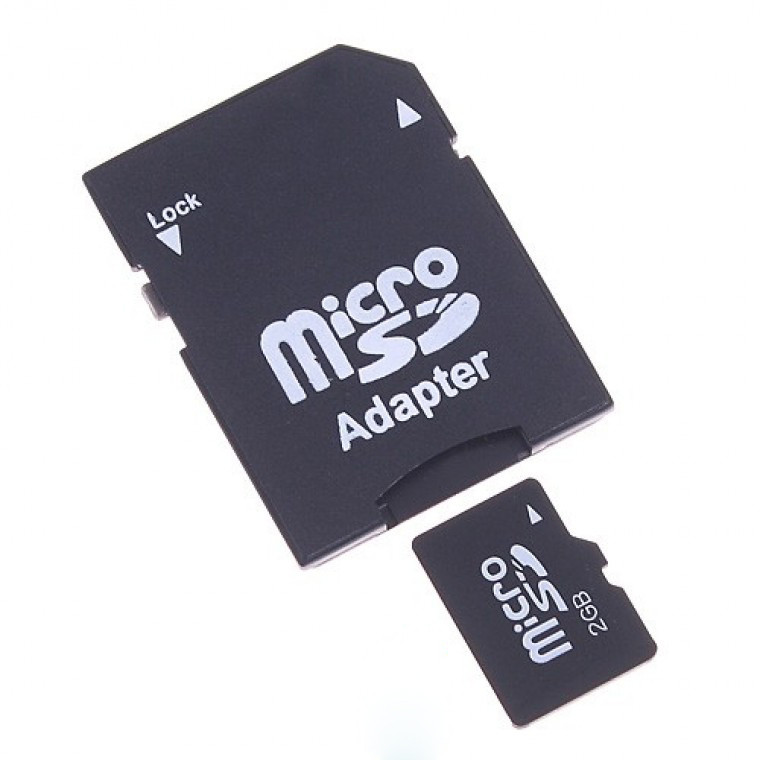 Адаптер SD для карт памяти MicroSD