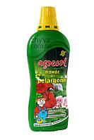 Agrecol добриво рідке для пеларгоній мінерально-органічне 750мл / Агрекол Удобрение для пеларгоний жидкое