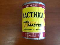 Мастика битумная (антикоррозионная) Master Bitum (банка 0,9кг)