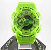 Часы Casio G-Shock GA-110 Lime. Реплика ТОП качества!