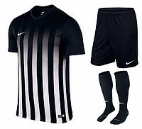 Футбольная форма Nike Striped Division II 558763-010 (Оригинал)
