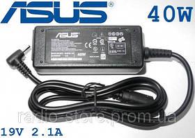 Зарядное устройство для нетбука Asus 19V 2.1A 40W 2.5х0.7mm