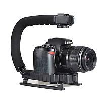 Стабилизационная ручка для видеокамер и фотоаппаратов.