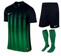 Футбольная форма Nike Striped Division II 558763-013 (Оригинал)