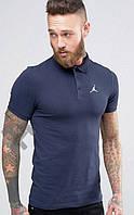 Мужская футболка поло Jordan (4цвета)