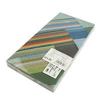 Набір чоловічих носових хусток 6 шт. різні кольори 0125