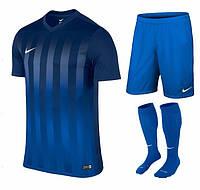 Футбольная форма Nike Striped Division II 558763-410 (Оригинал)